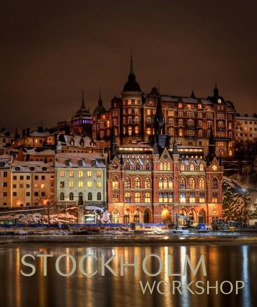 Stockholm - Elie Apisa