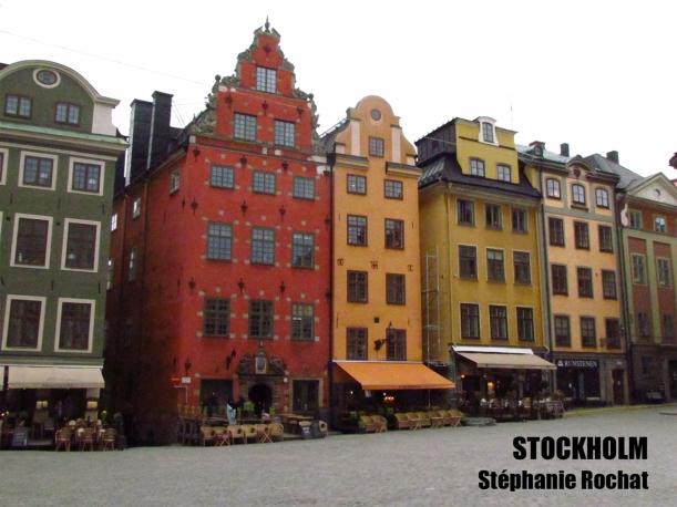 Stockholm - Stéphanie Rochat