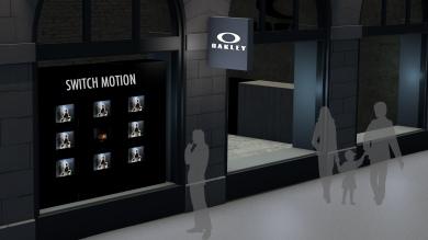 Switch motion - Jennifer Pilet http://jennifer-pilet.com/2012/11/27/oakley/