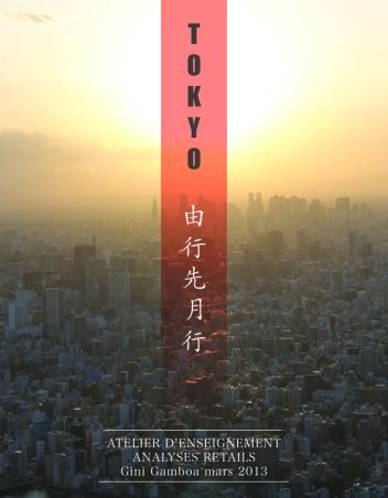 Tokyo - Gini Gamboa