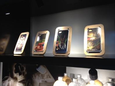 Coques pour iphone - Sonia Kaya http://soniakaya.wordpress.com/alimentarium/