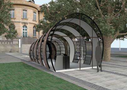 Spiral House - Kathleen Berger, Léonie Gottraux, Sonia Kaya