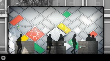 Camille César Boldt | Google - Infinite Pattern | http://www.camilleboldt.com